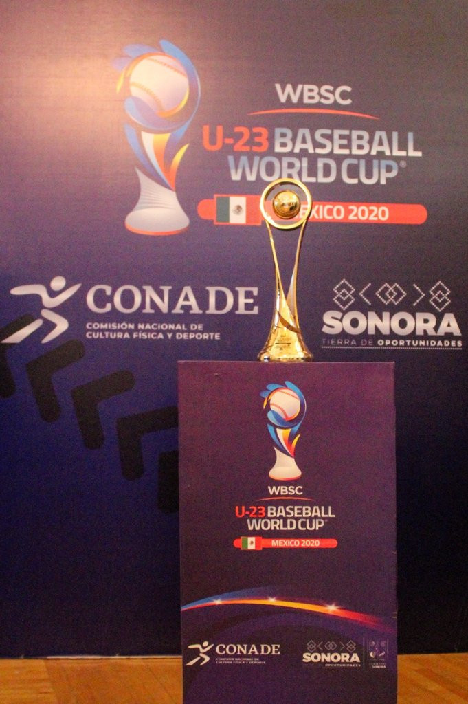 WBSC Under-23 Baseball World Cup set to open in Mexico