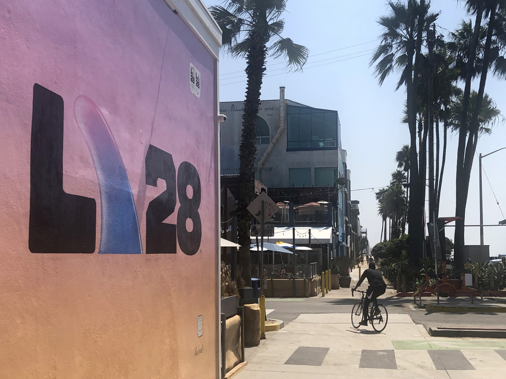 Los Angeles 2028 chief executive Kathy Carter is confident the Games will be delivered
