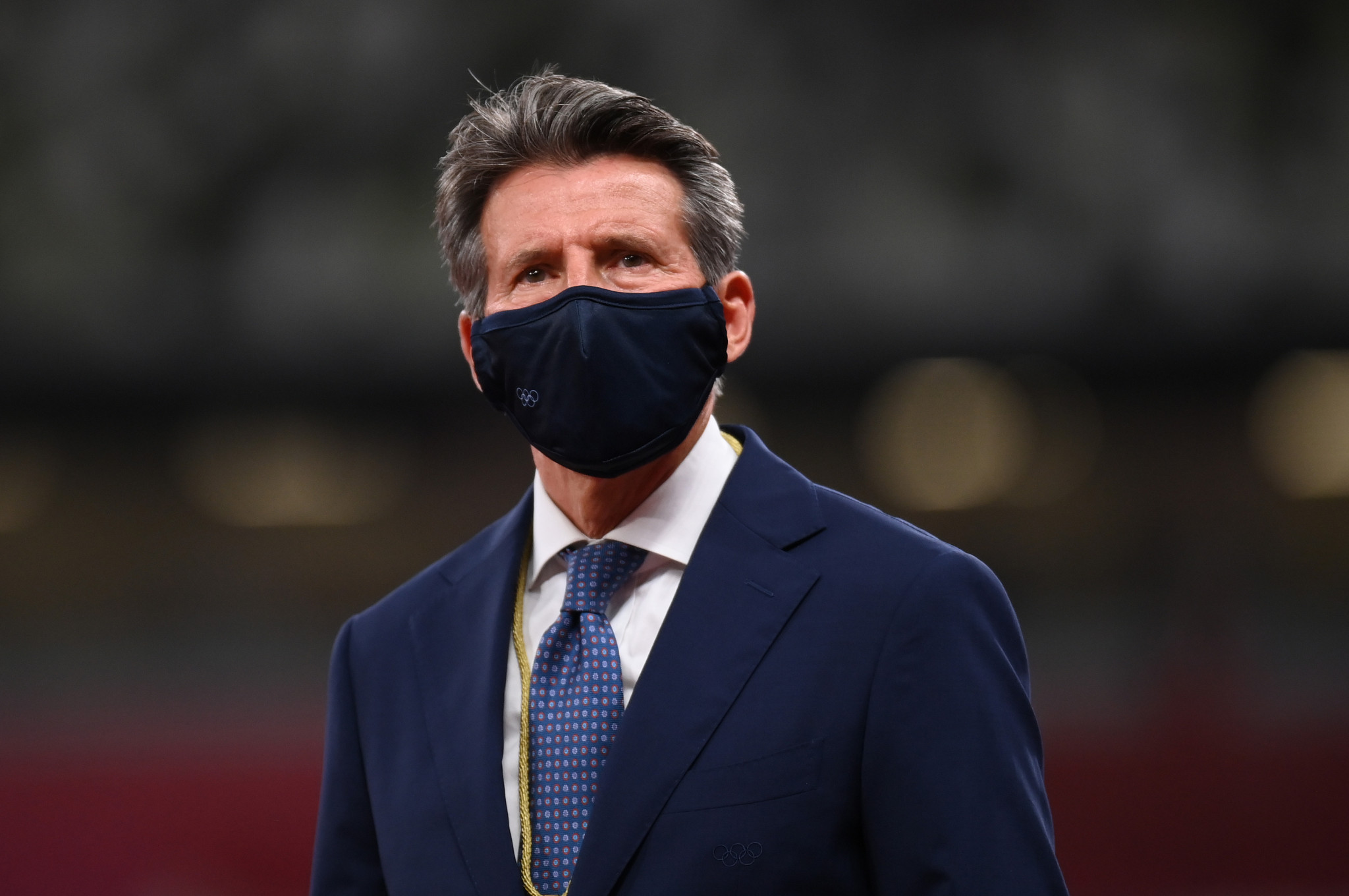 Several British athletes have approached World Athletics President Sebastian Coe with concerns regarding UK Athletics ©Getty Images