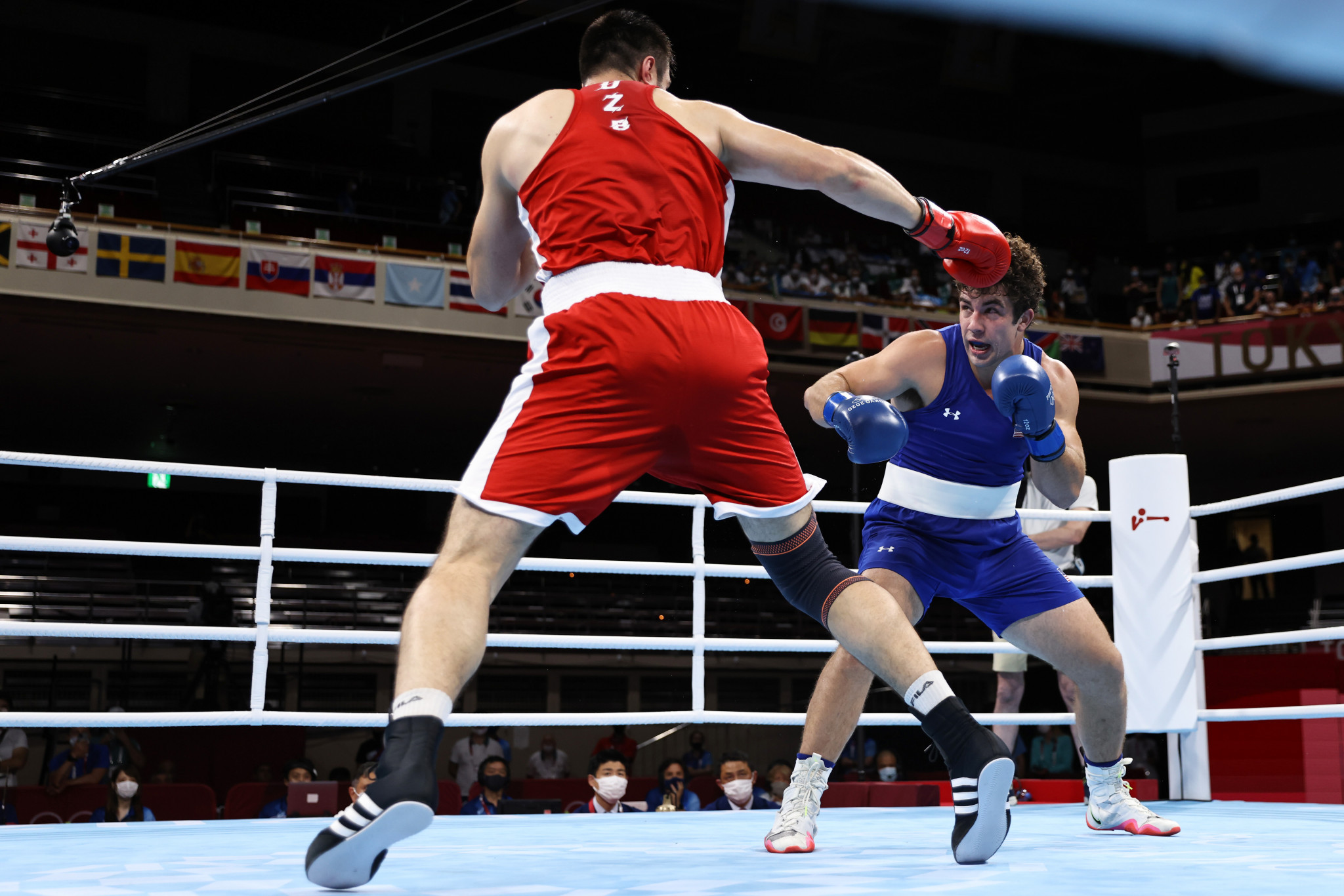 The IOC has warned that boxing could be thrown off the Olympic programme before Paris 2024 ©Getty Images