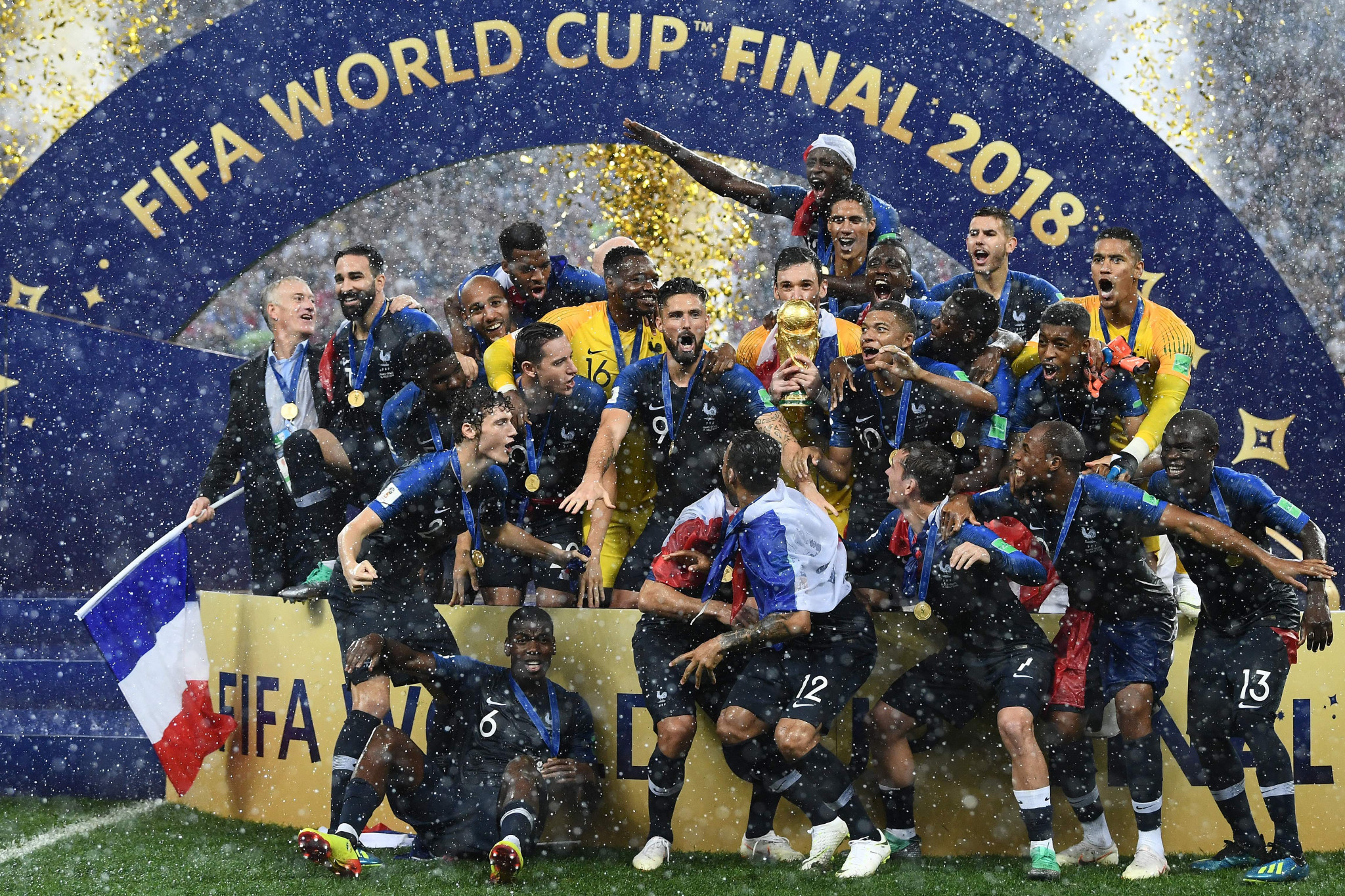 """UEFA calls for """"proper consultation"""" over plans for biennial World Cup and criticises FIFA's """"speculative"""" approach"""