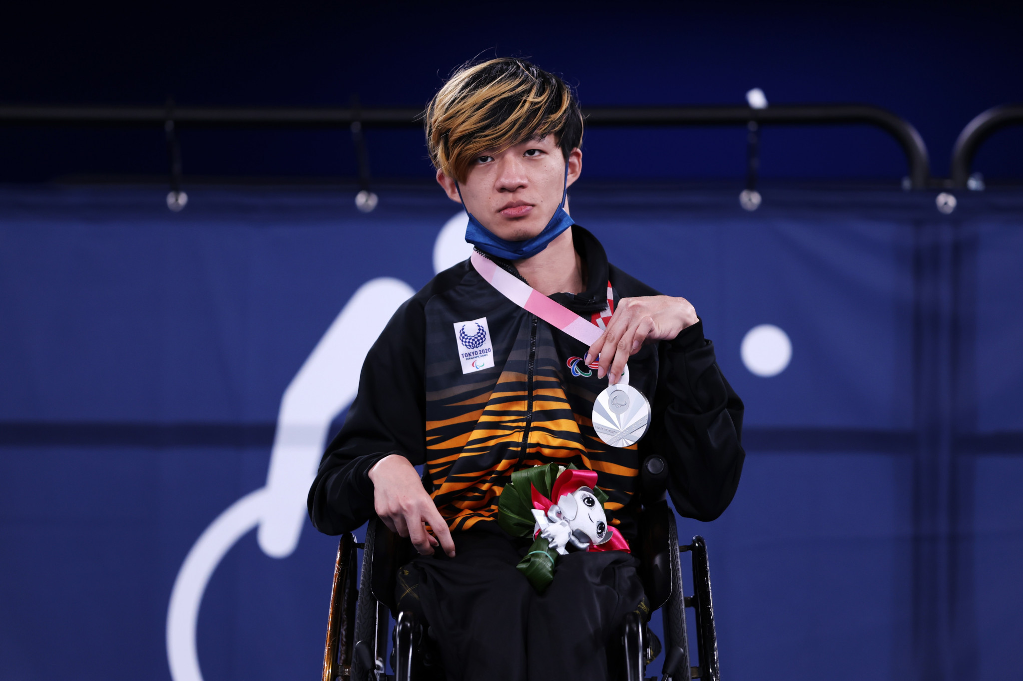 Malaysian boccia player receives cash prize after silver at Tokyo 2020 Paralympics