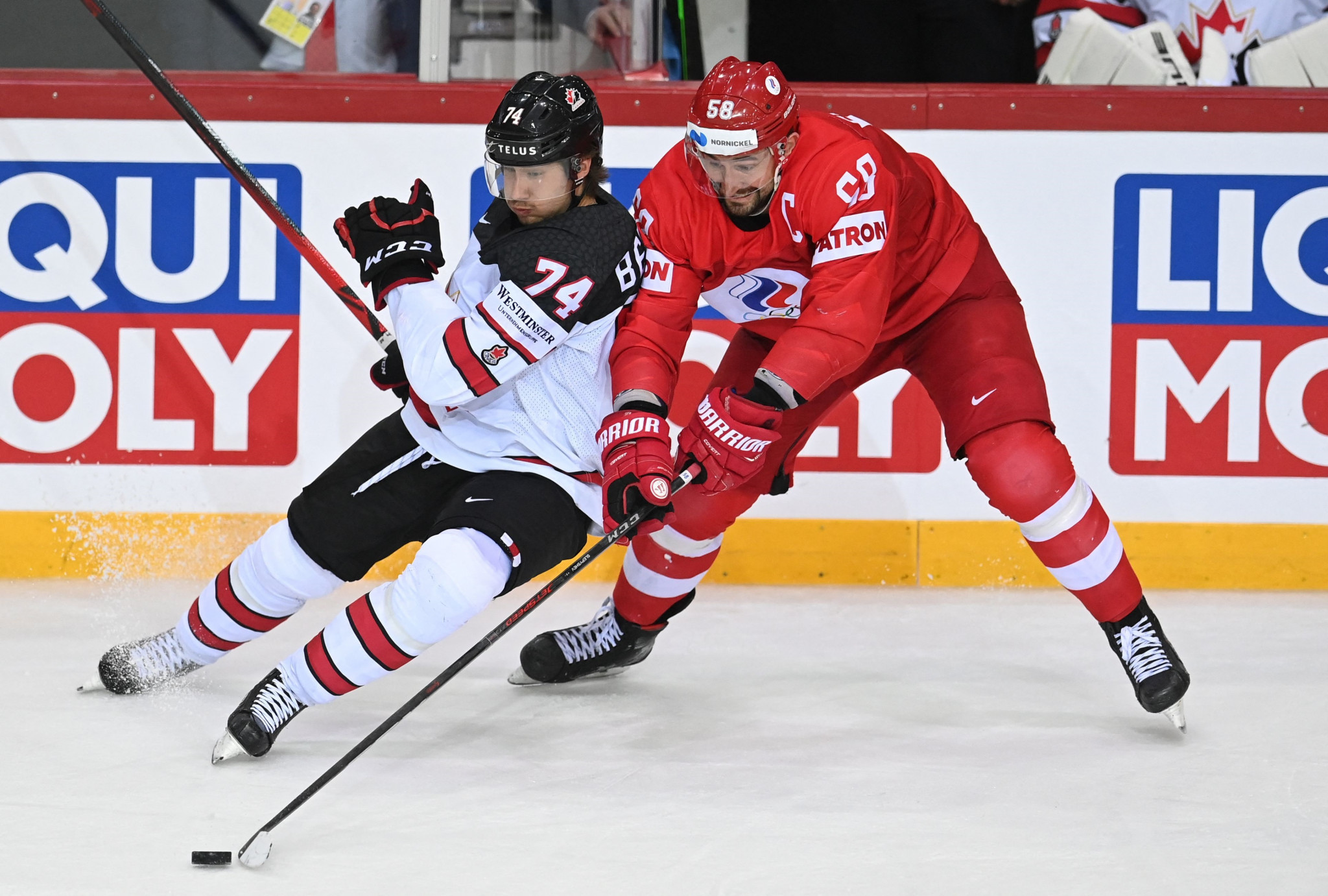 Saint Petersburg is preparing to stage the IIHF World Championship for the third time ©Getty Images