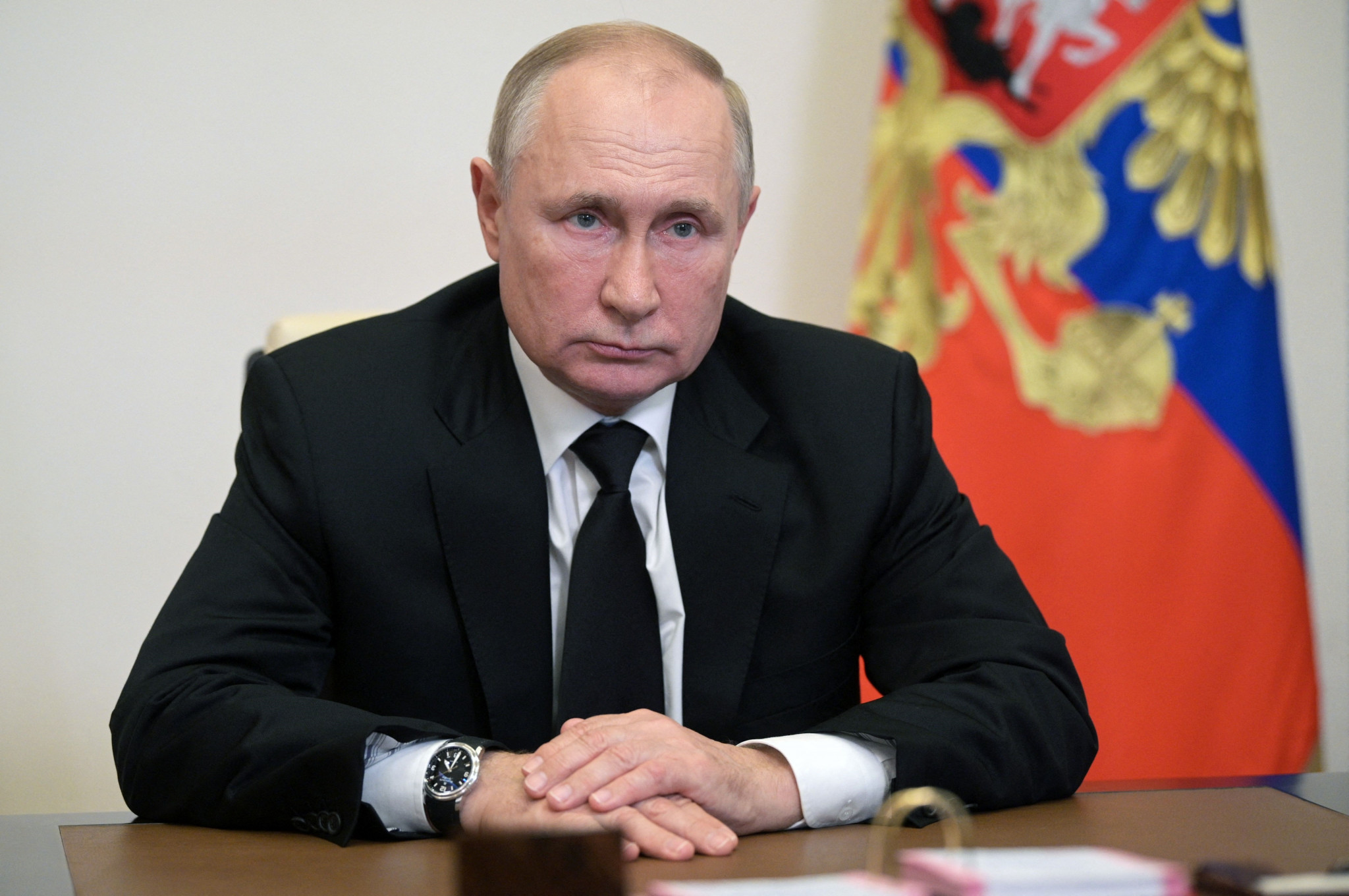 """Putin praises IIHF for showing """"trust"""" in Russia to host major events"""