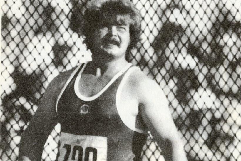 Double Olympic hammer bronze medallist Jüri Tamm dies at age of 64