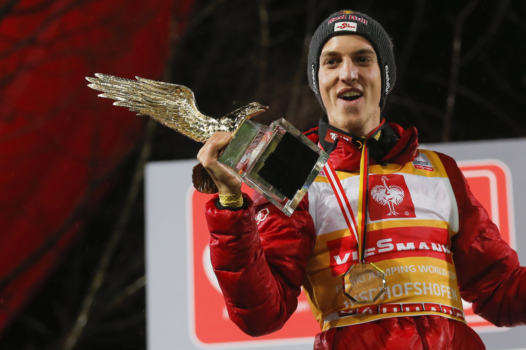 Men's Ski Jumping World Cup's most prolific winner and four-time Olympic medallist Schlierenzauer retires