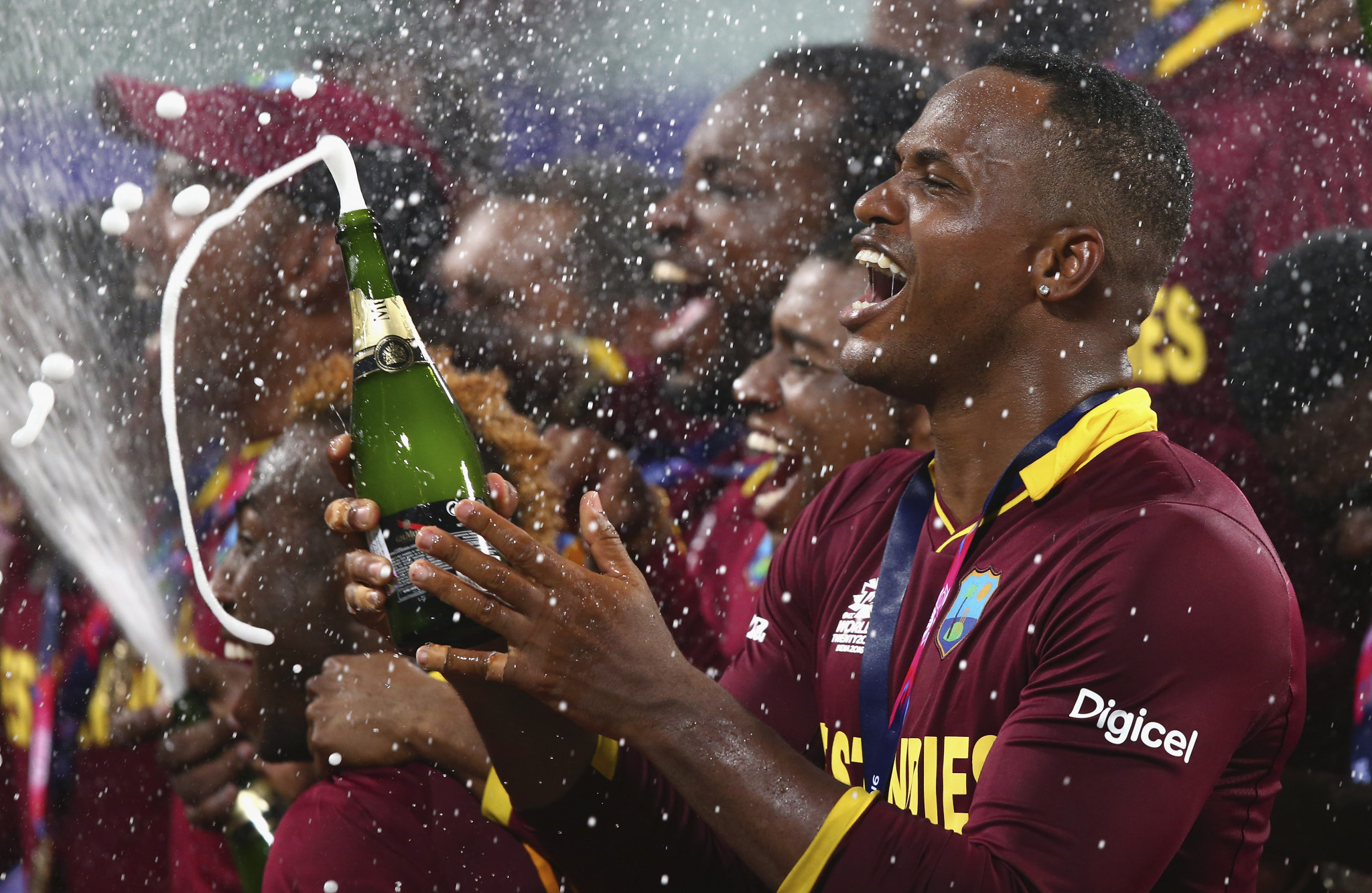 ICC charges West Indies great Samuels with four anti-corruption offences