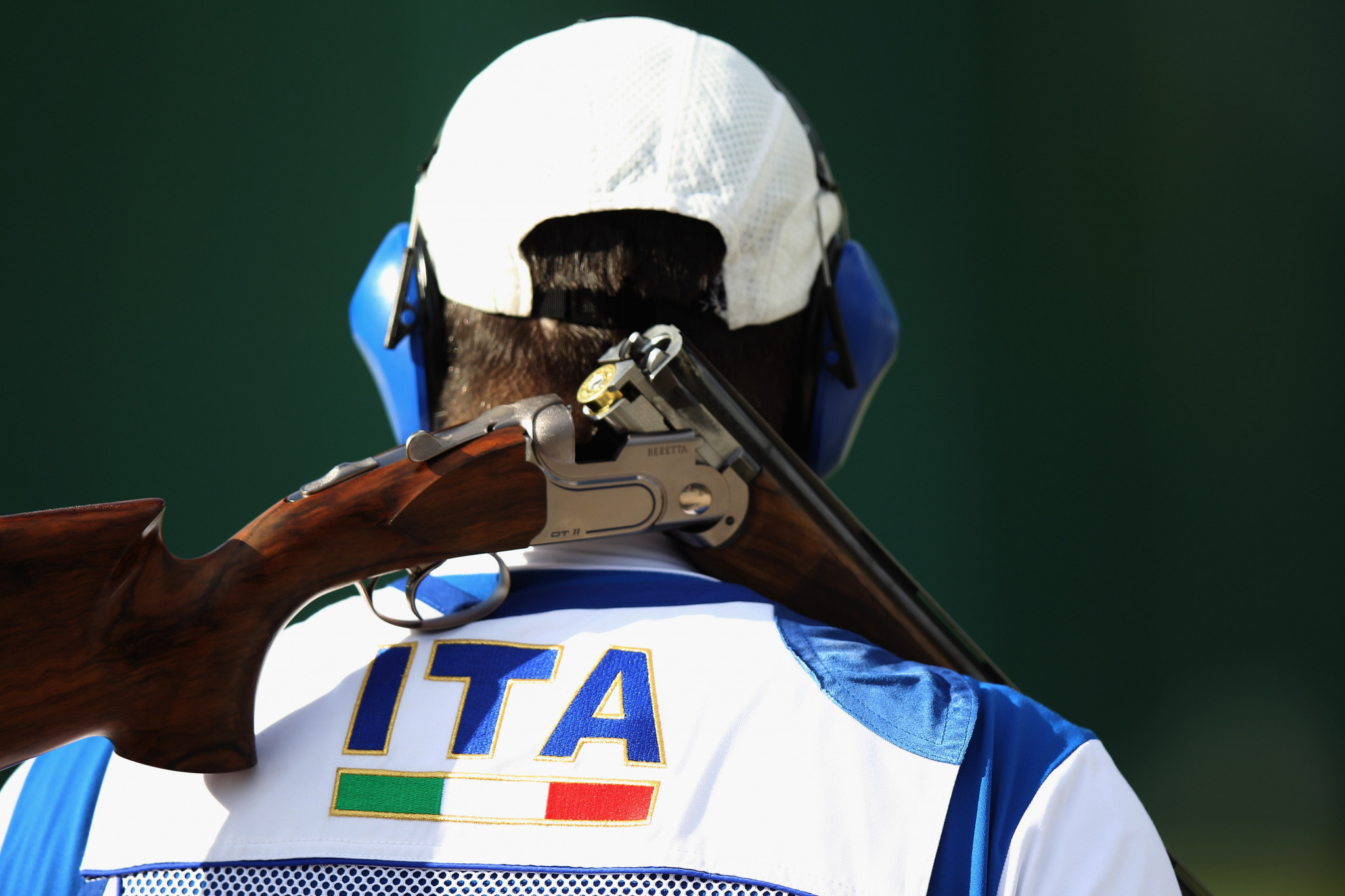 Italy expected to dominate World Shooting Para Sport Trap Championships on home soil