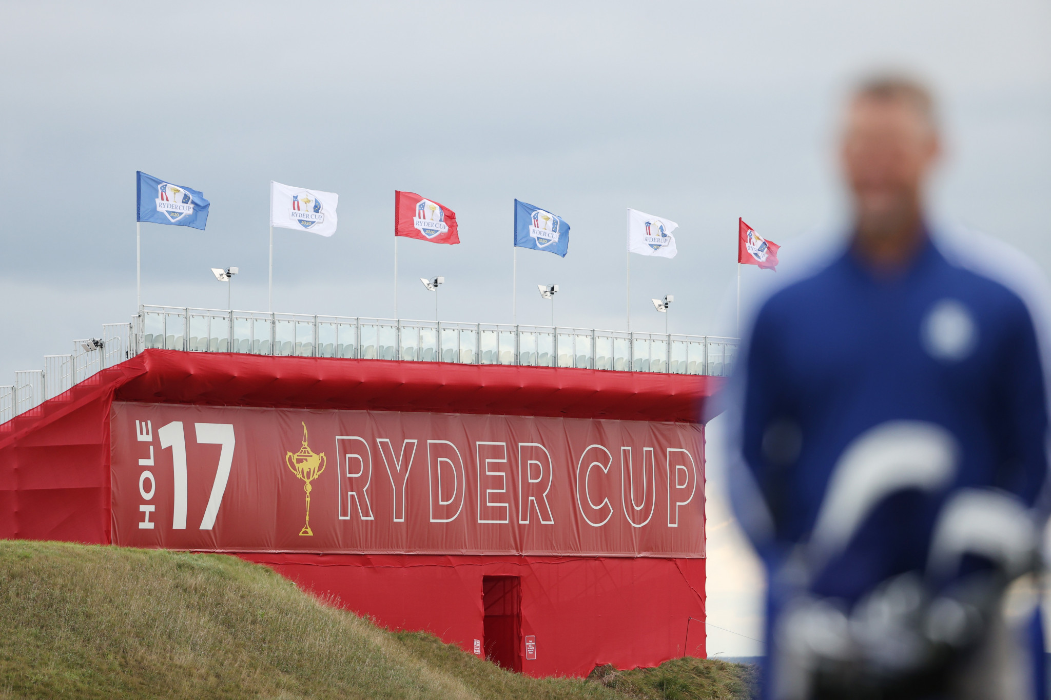 Stricker hopes to tee up winning homecoming at Ryder Cup in Wisconsin