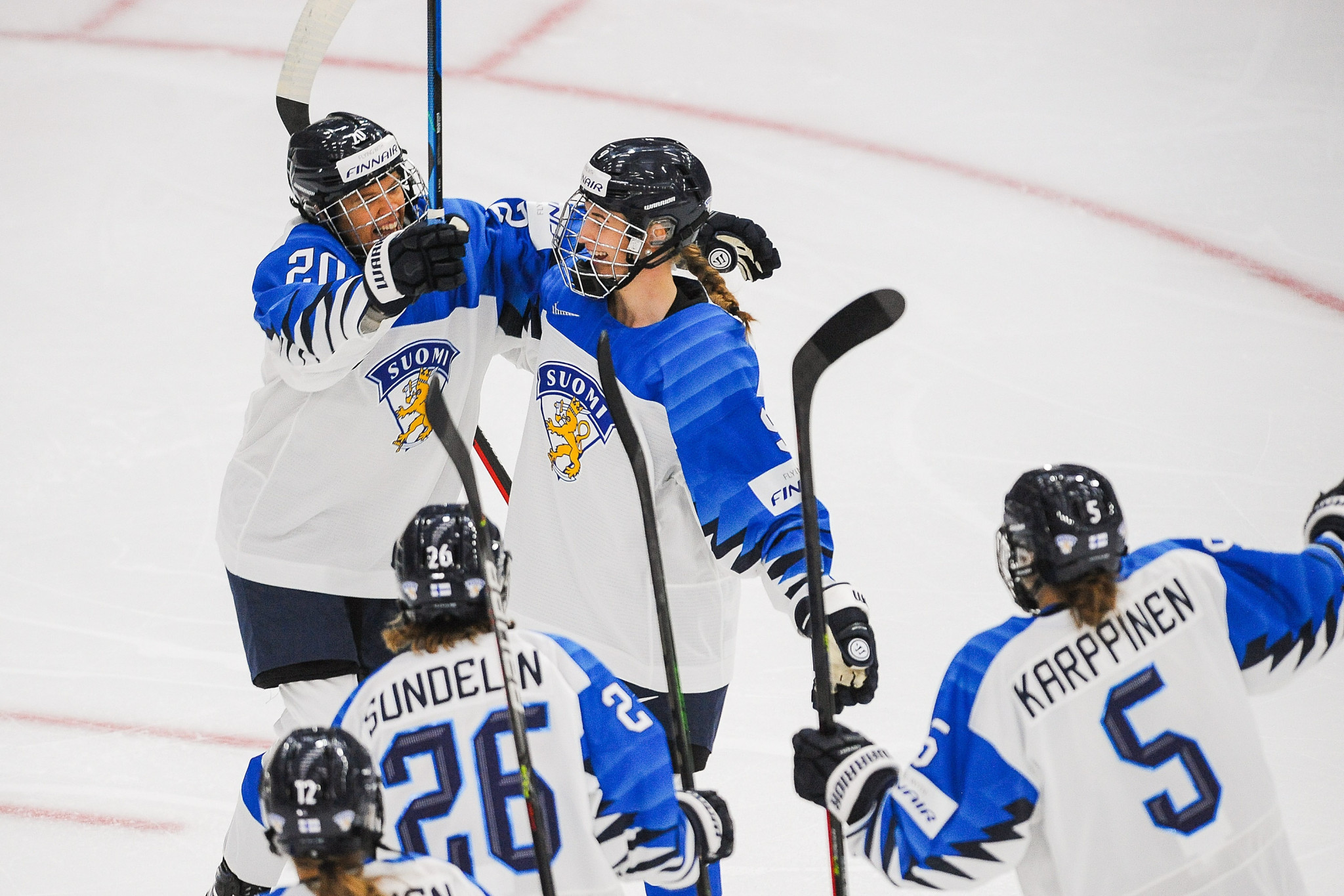 Finnish Ice Hockey Association President Harry Nummela wants to see change to the IIHF Council ©Getty Images