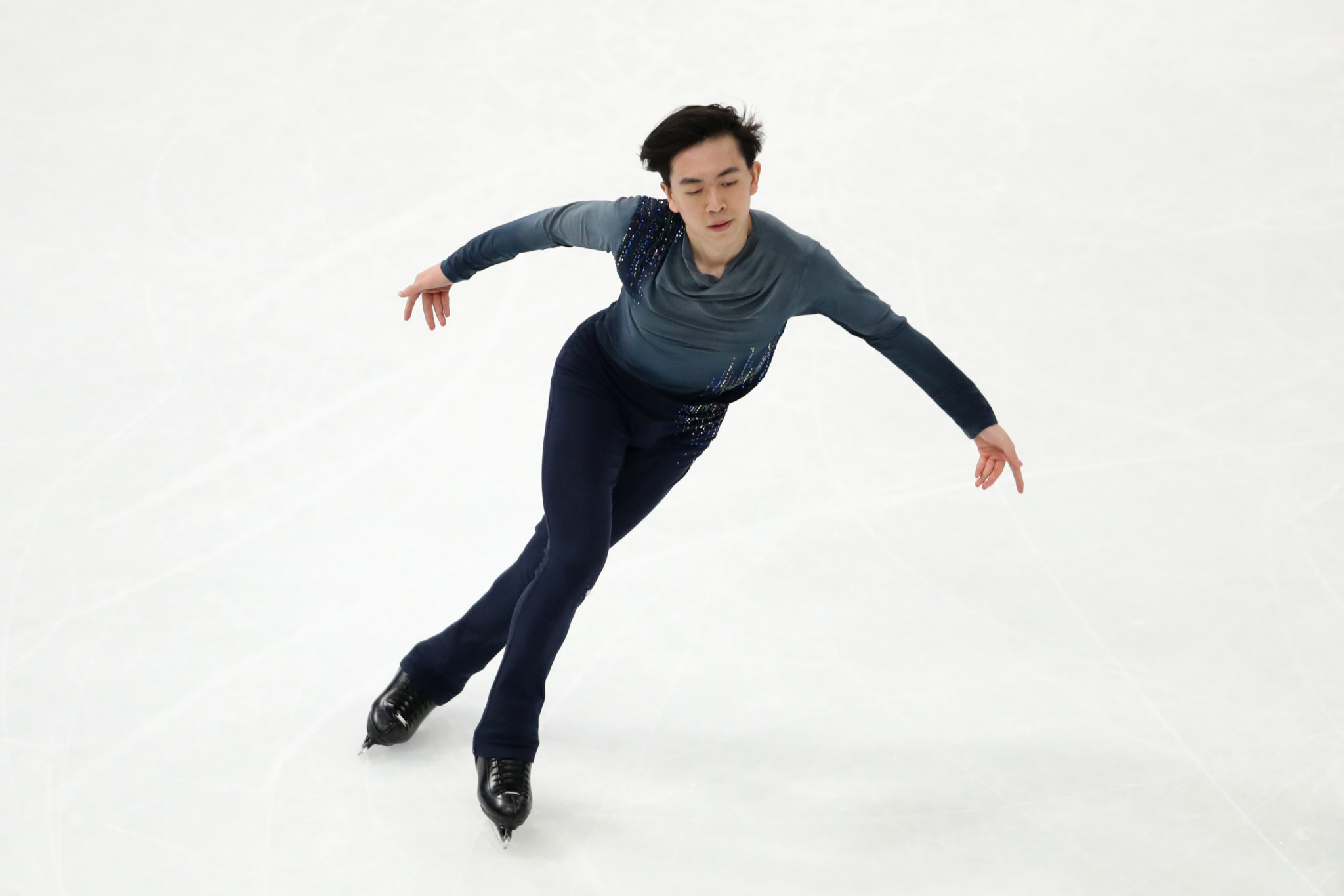 US duo boost Beijing 2022 hopes with fine showings at Nebelhorn Trophy
