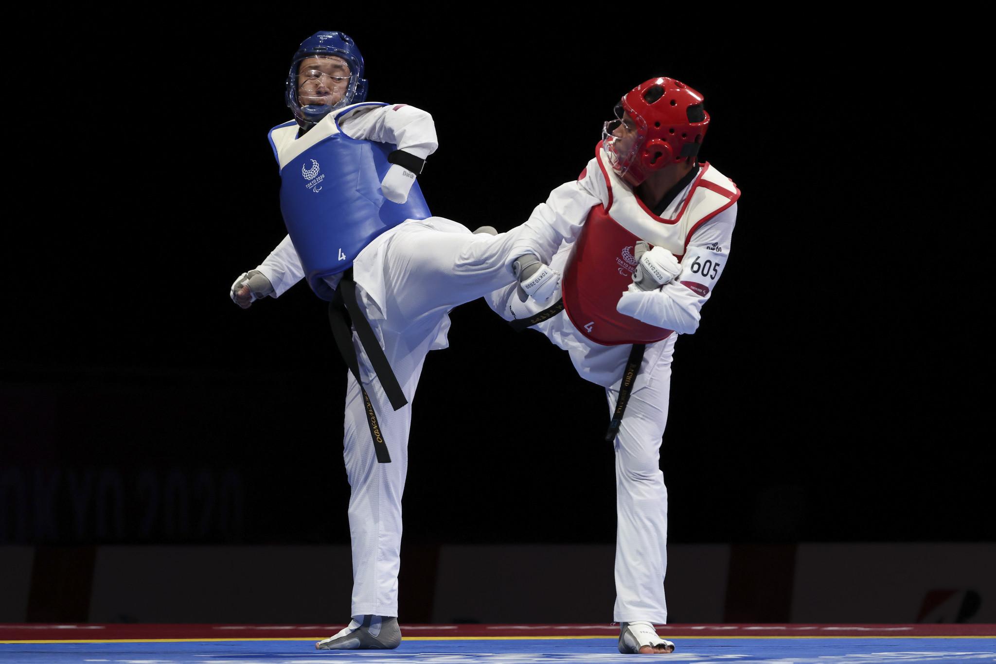 Russia dominates European Para Taekwondo Championships following sport's Paralympic debut