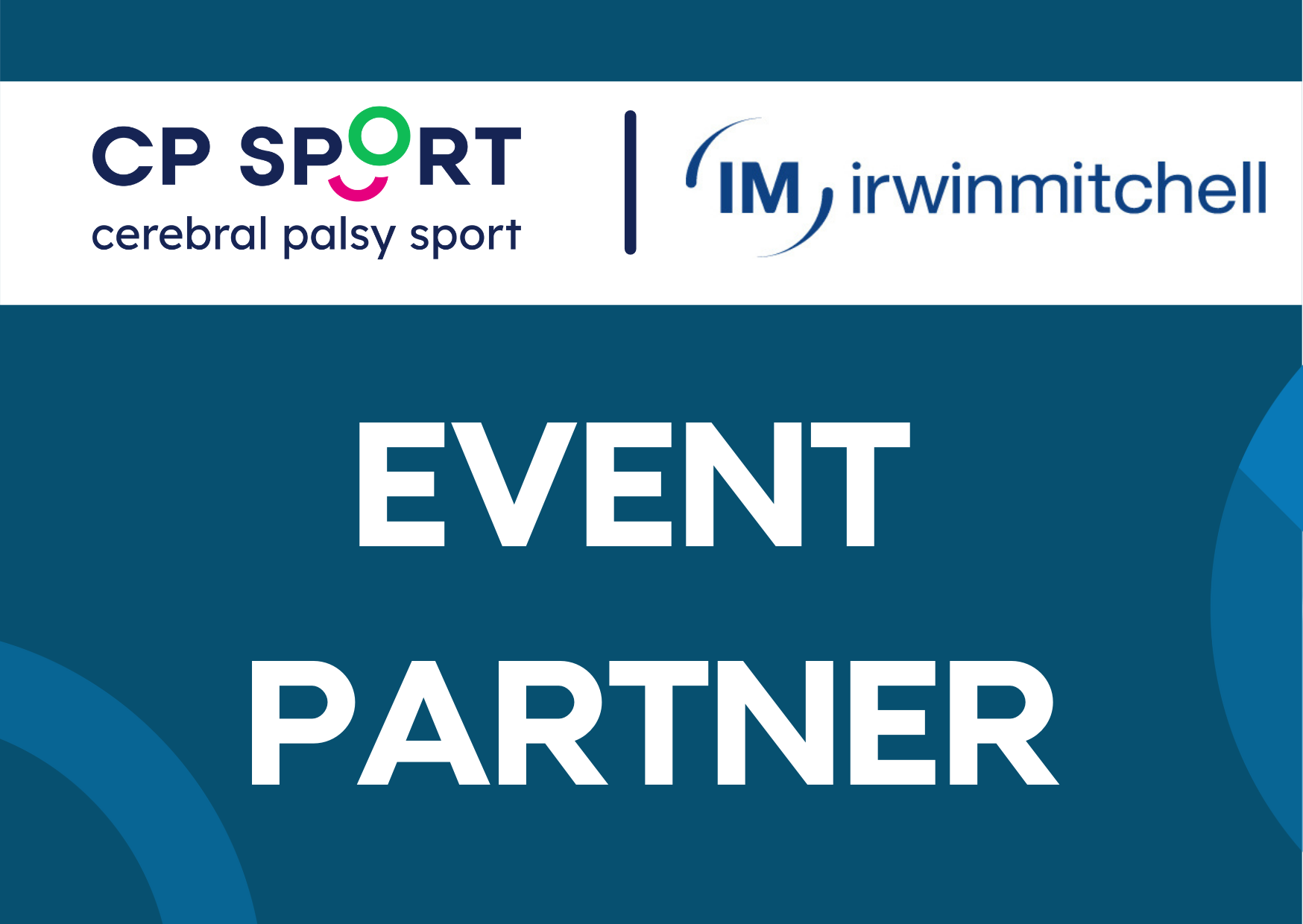 Irwin Mitchell extends support of CP Sport