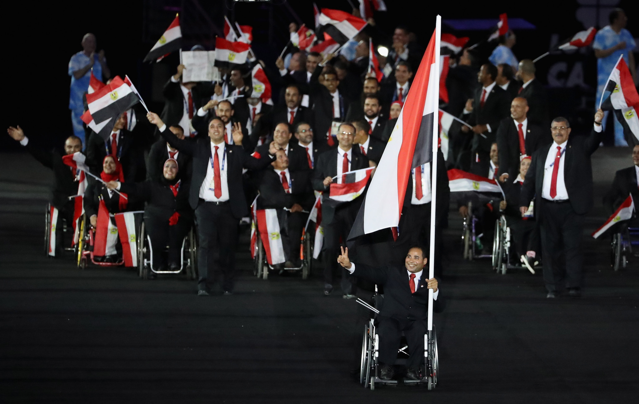 Egyptian President honours the country's Tokyo 2020 Paralympic medallists