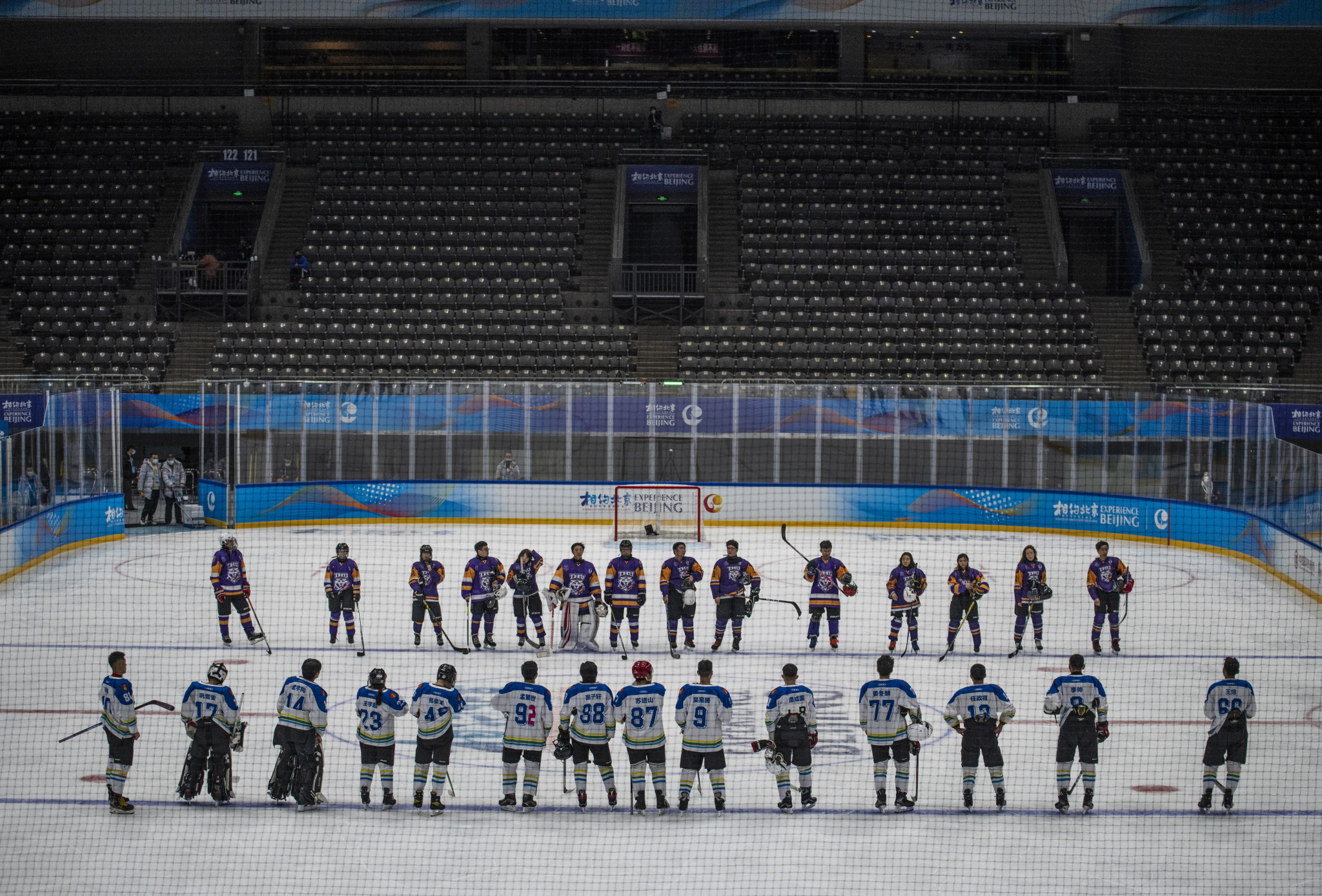 IIHF President René Fasel is anticipating fans being barred from Beijing 2022 ©Getty Images