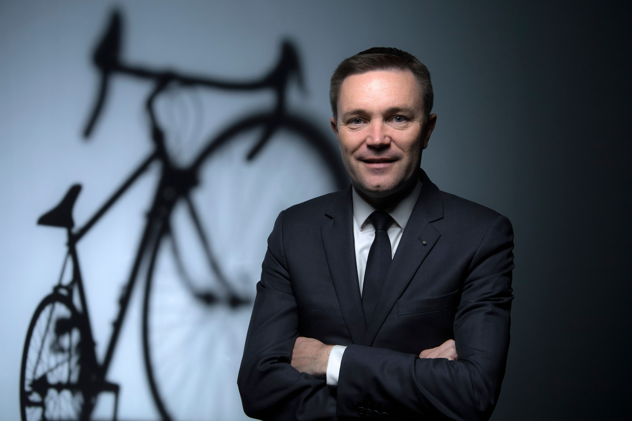 David Lappartient officially re-elected for second term as UCI President after standing unopposed