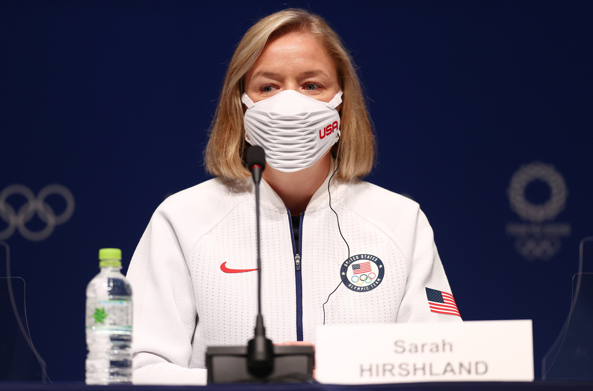 """Mandatory Beijing 2022 COVID vaccination policy receives """"strong support"""", USOPC chief claims"""