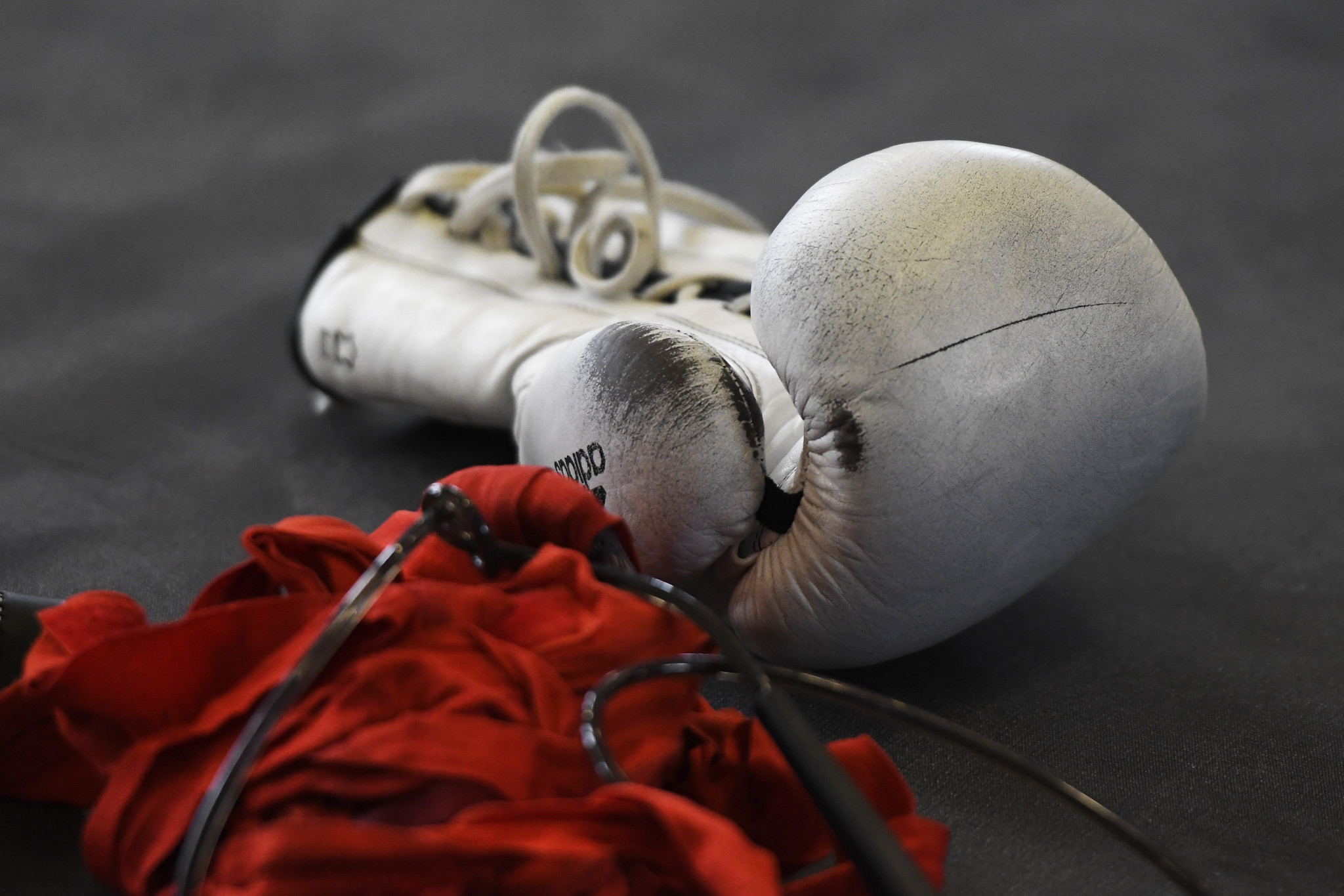 Italian boxer suspended after displaying Nazi tattoos in title fight