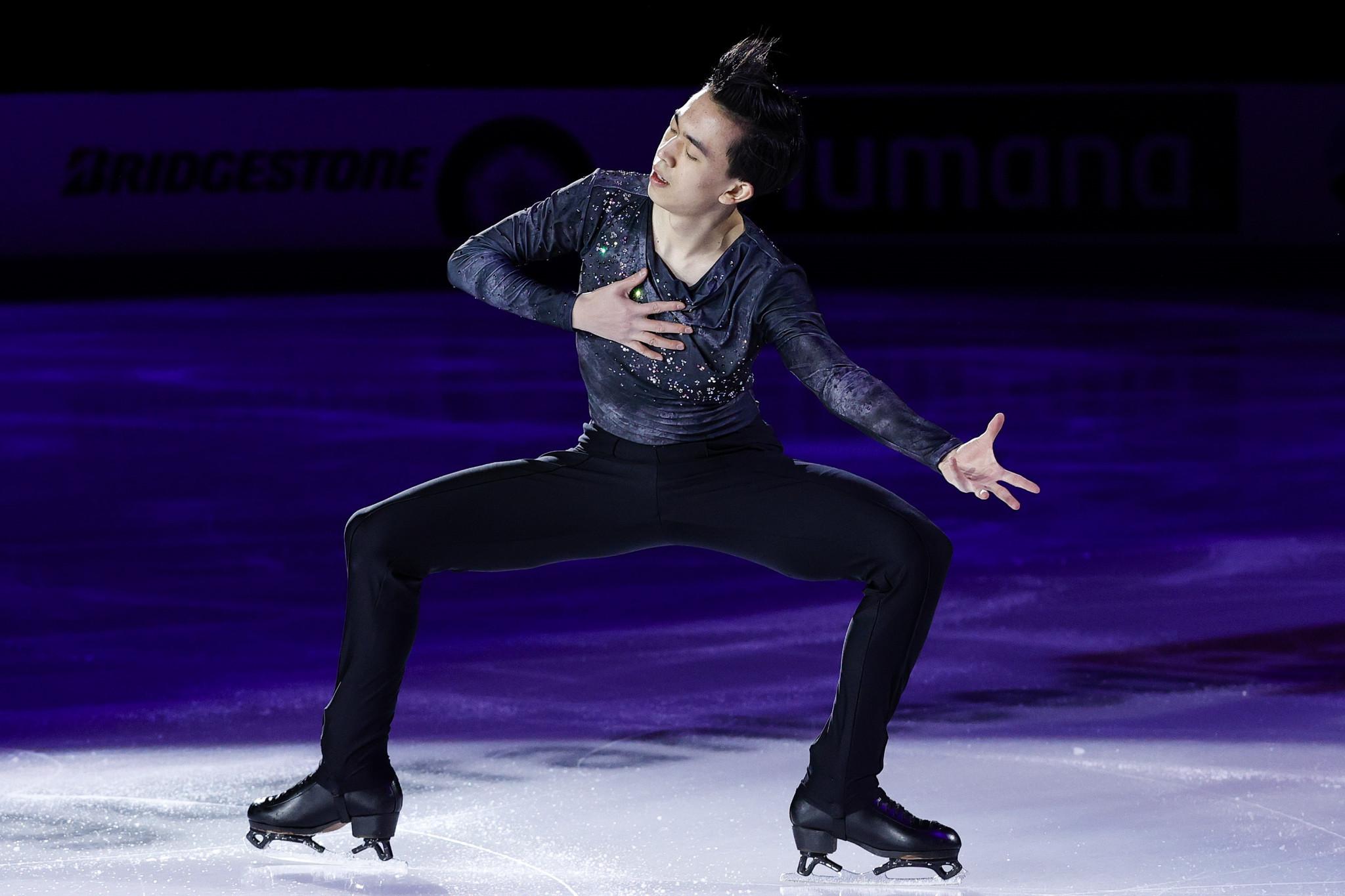 Zhou seals another US spot for Beijing 2022 as ISU confirms COVID case at Nebelhorn Trophy