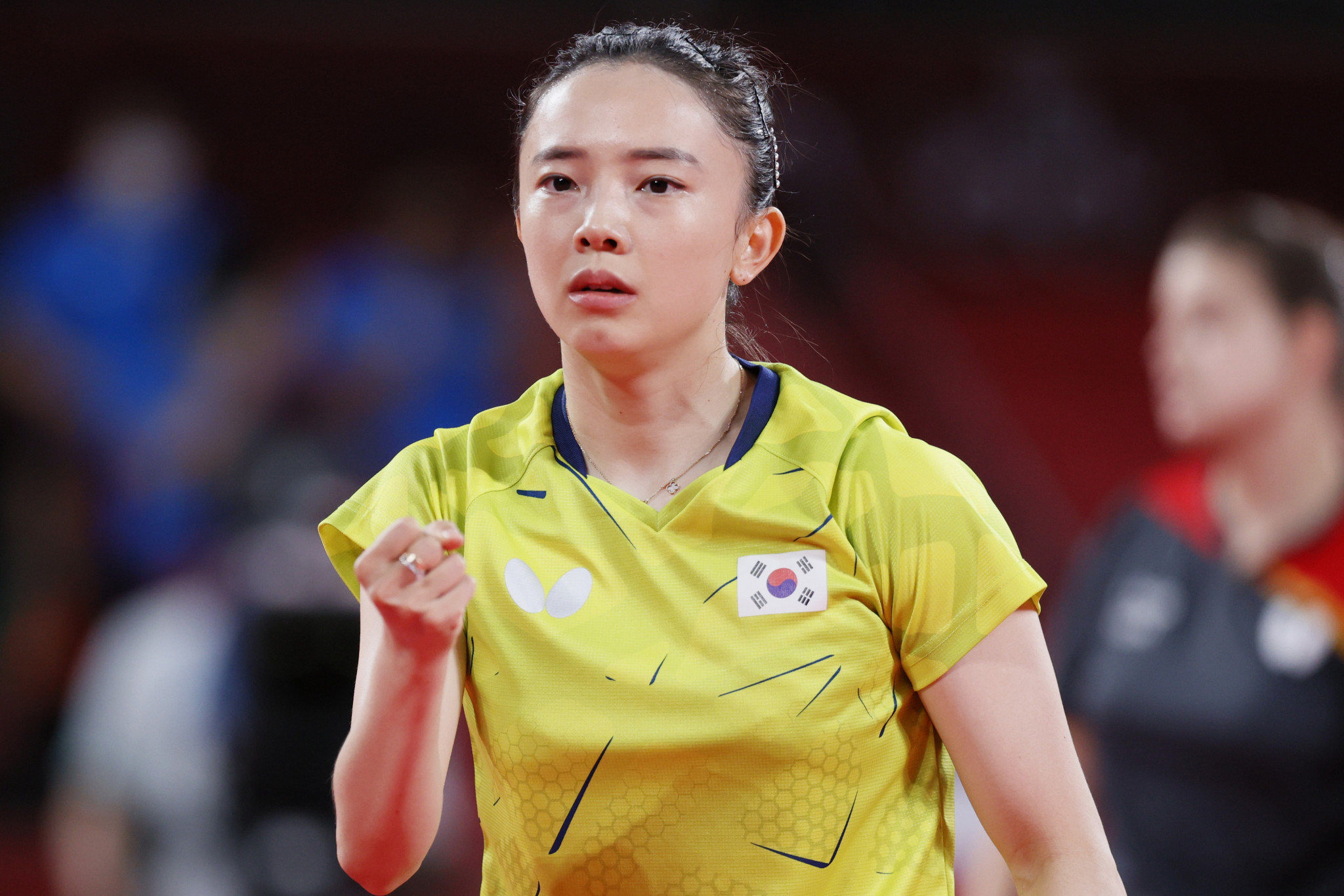 Top seed Jeon survives scare to advance to semis of WTT Star Contender Doha