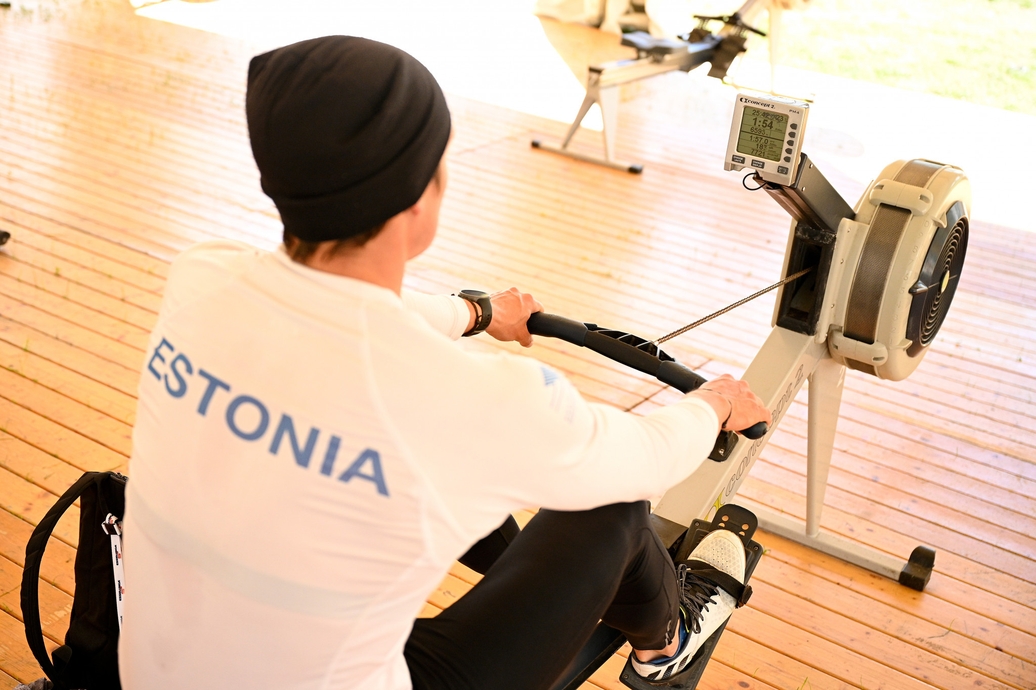 Indoor rowing has experienced a boom during the COVID-19 pandemic ©Getty Images