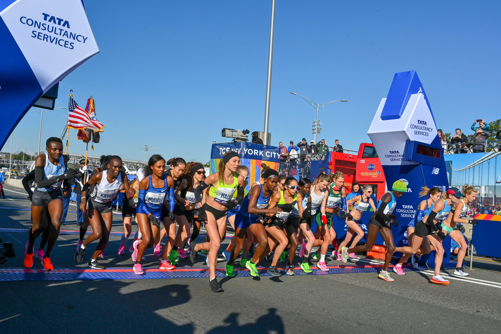 Extensive COVID-19 countermeasures to be in place at New York City Marathon