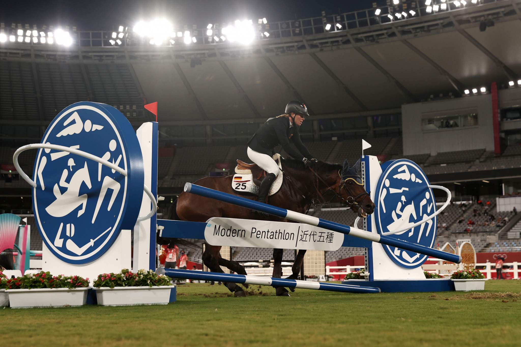 """Tokyo 2020 horse-abuse controversy """"a vital learning moment"""" for modern pentathlon, says UIPM President"""