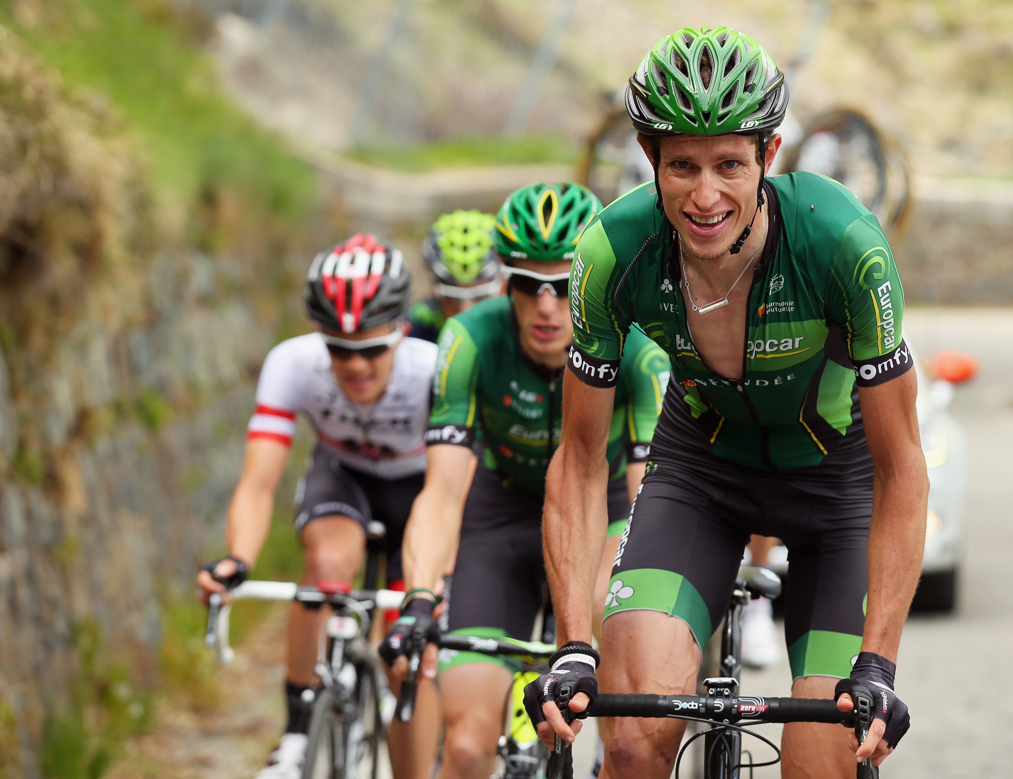Former German cyclist suspended for nine years over anti-doping violations