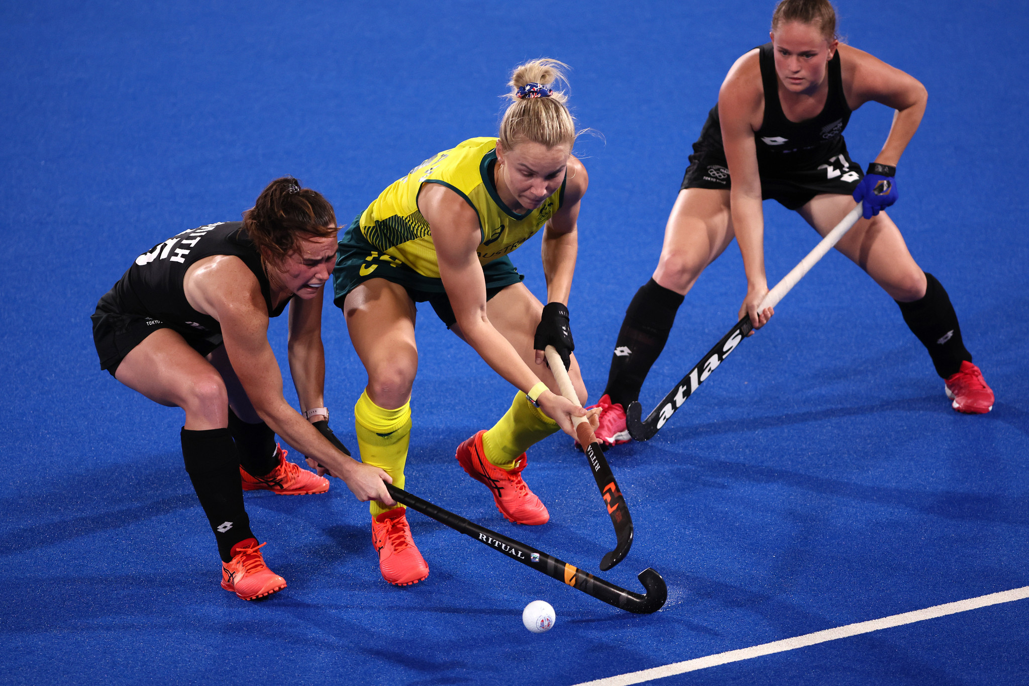 Four countries selected to replace Australia and New Zealand in FIH Hockey Junior World Cups