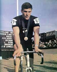 First New Zealand cyclist to win Commonwealth Games gold medal dies at age of 74