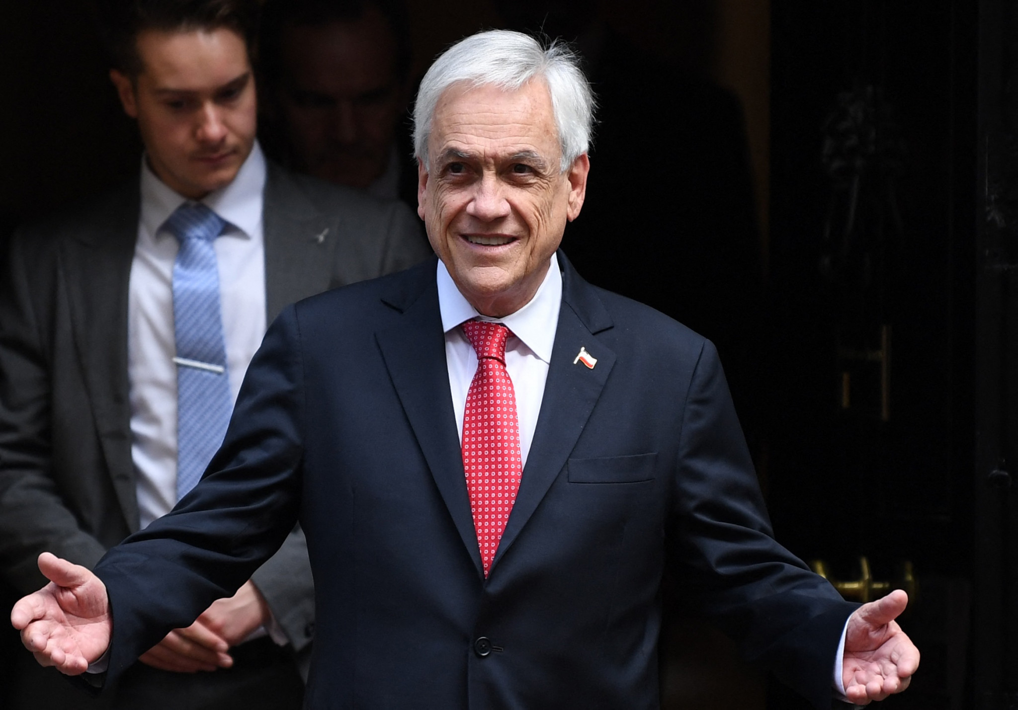 Chilean President features Santiago 2023 prominently in $82.1 billion budget for 2022