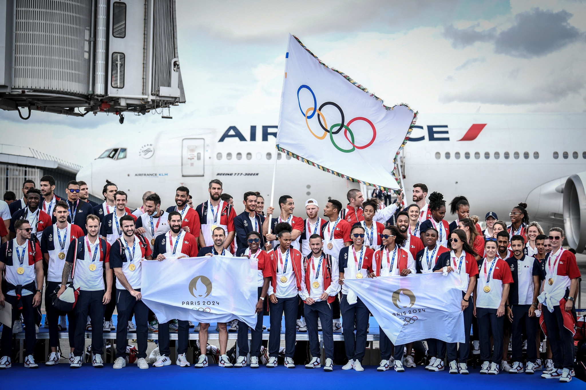 Newly-appointed chief of staff Skander Karaa is set to play a key role in preparations for the Paris 2024 Olympic Games ©GettyImages