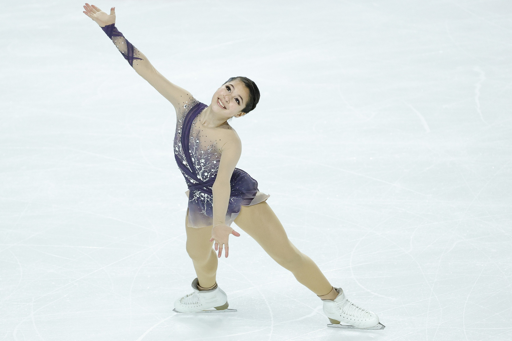 Liu wins Nebelhorn Trophy crown to bag third Beijing 2022 quota for US