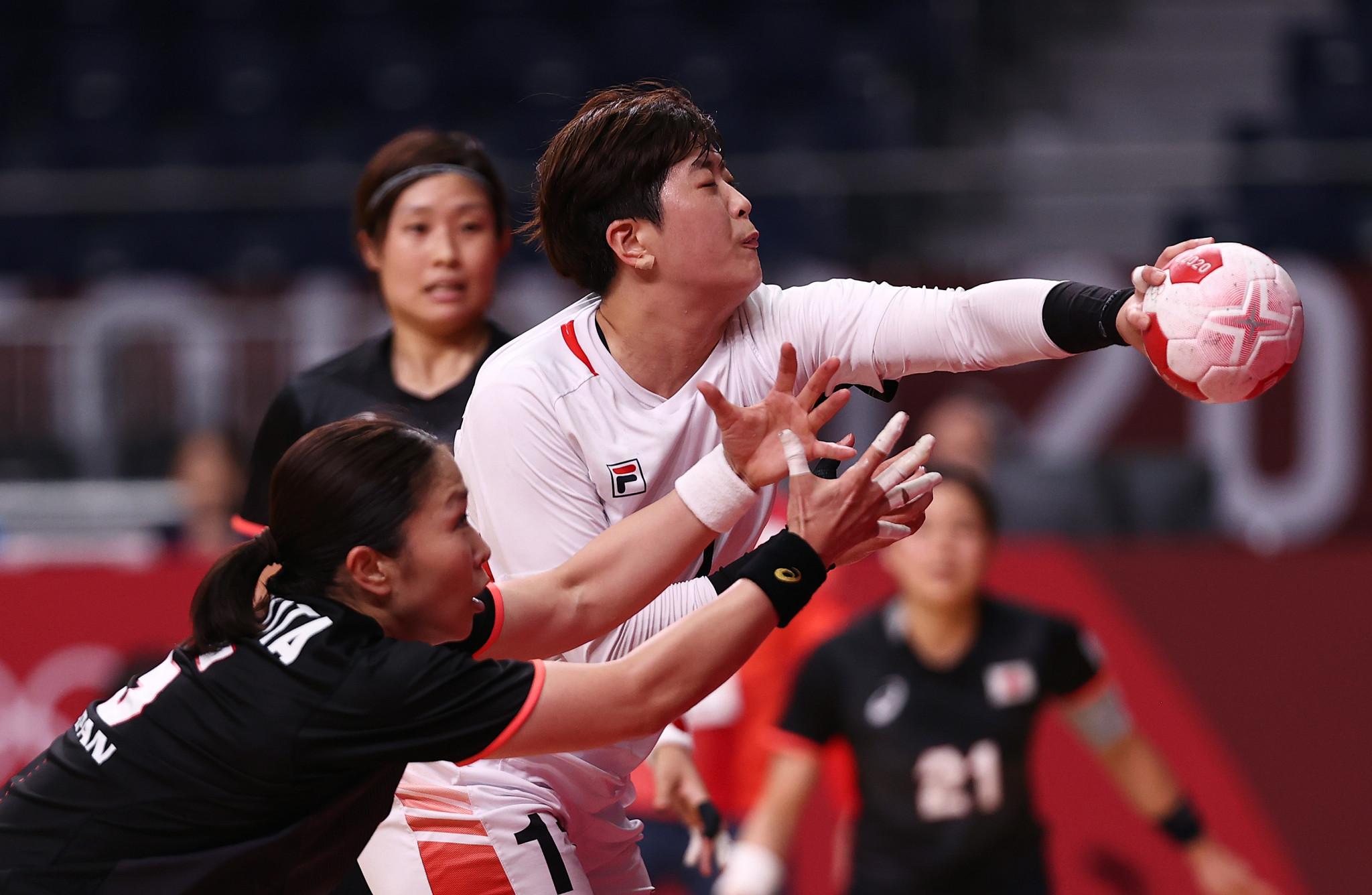 South Korea win Asian Women's Handball Championship