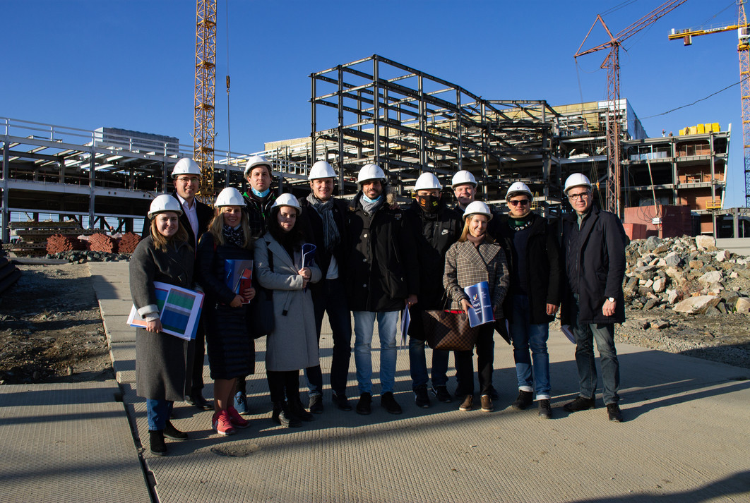 FISU International Technical Committee evaluates Yekaterinburg 2023 preparations with visit