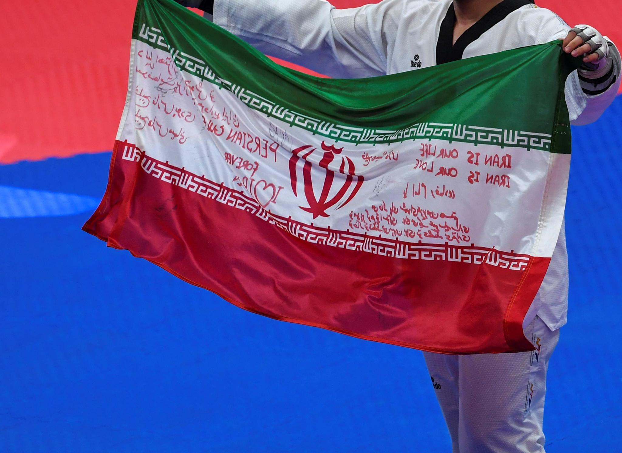 Fariborz Asgari has been retained as Iran's national taekwondo coach ©Getty Images