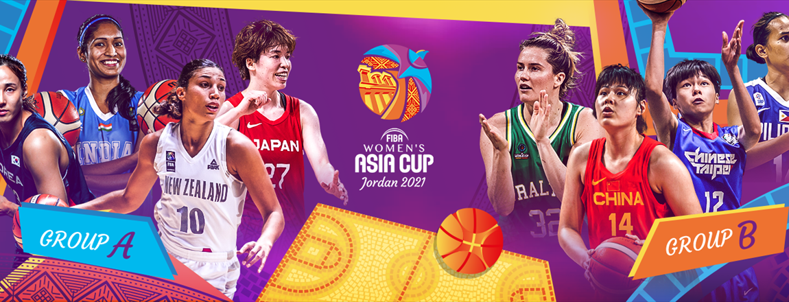 Japan looking for fifth consecutive title at 2021 FIBA Women's Asia Cup