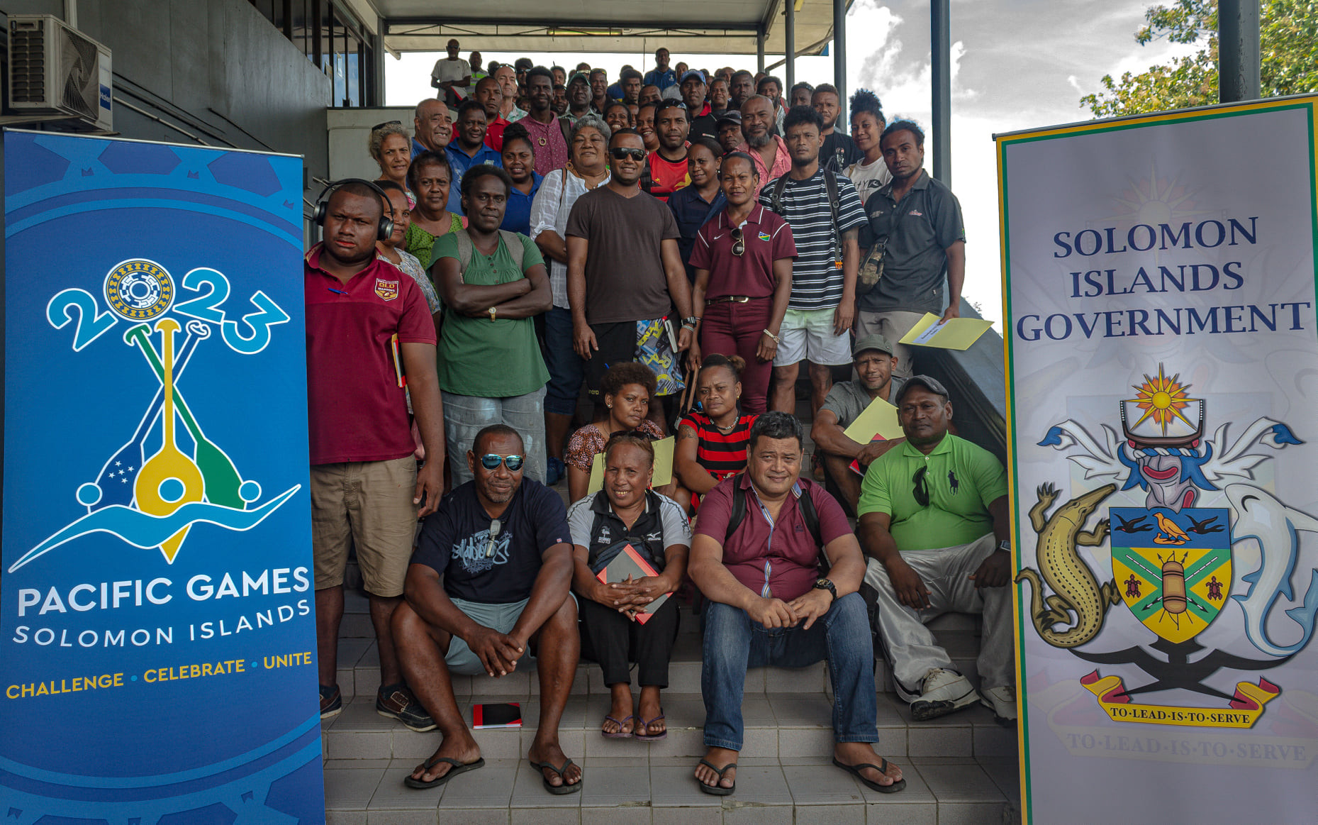 Solomon Islands national governing bodies learn about NHA and Pacific Games delivery at workshop