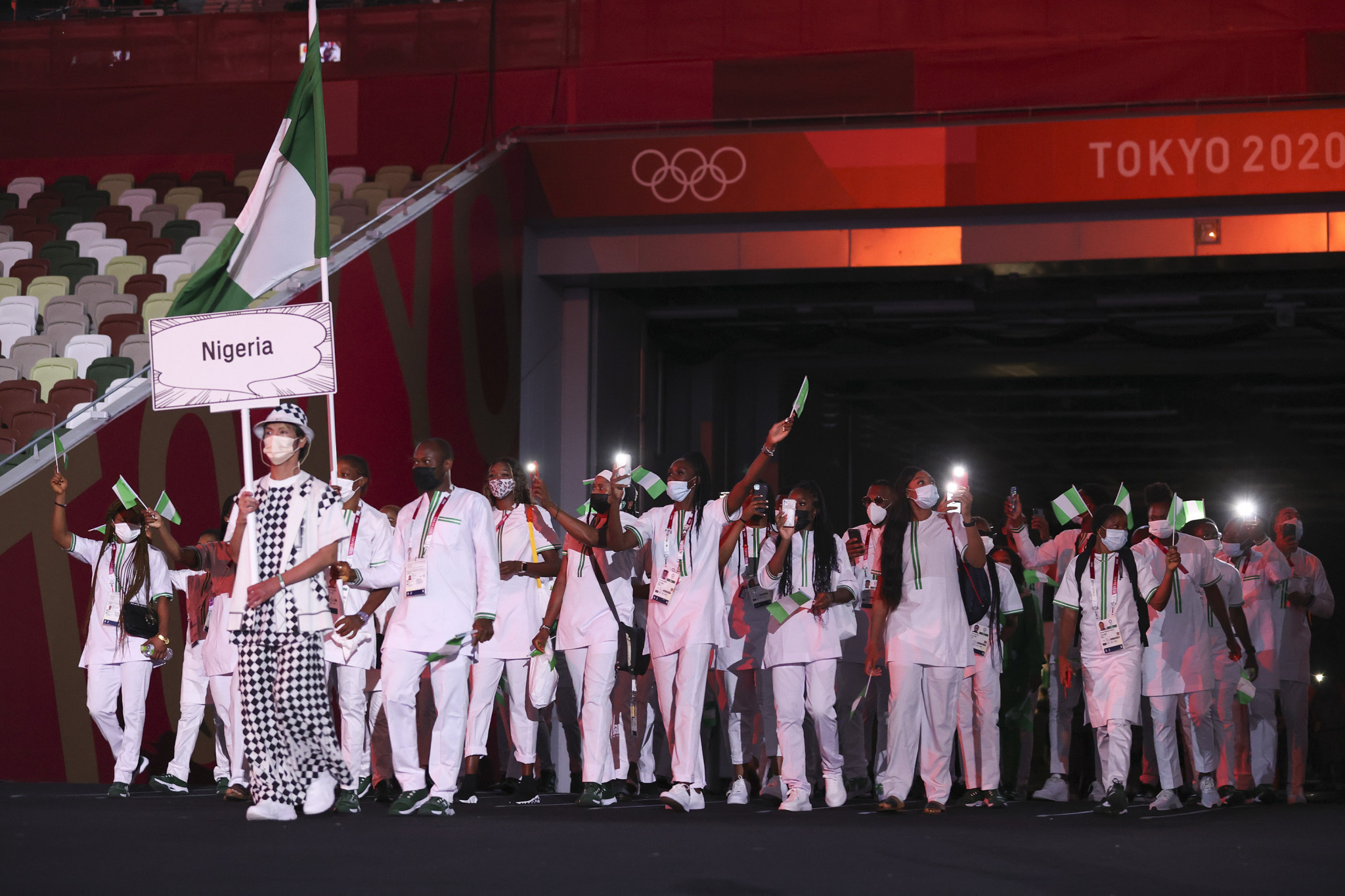 Panel investigating Nigerian athletes forced to miss Tokyo 2020 over lack of testing begins in-person meetings