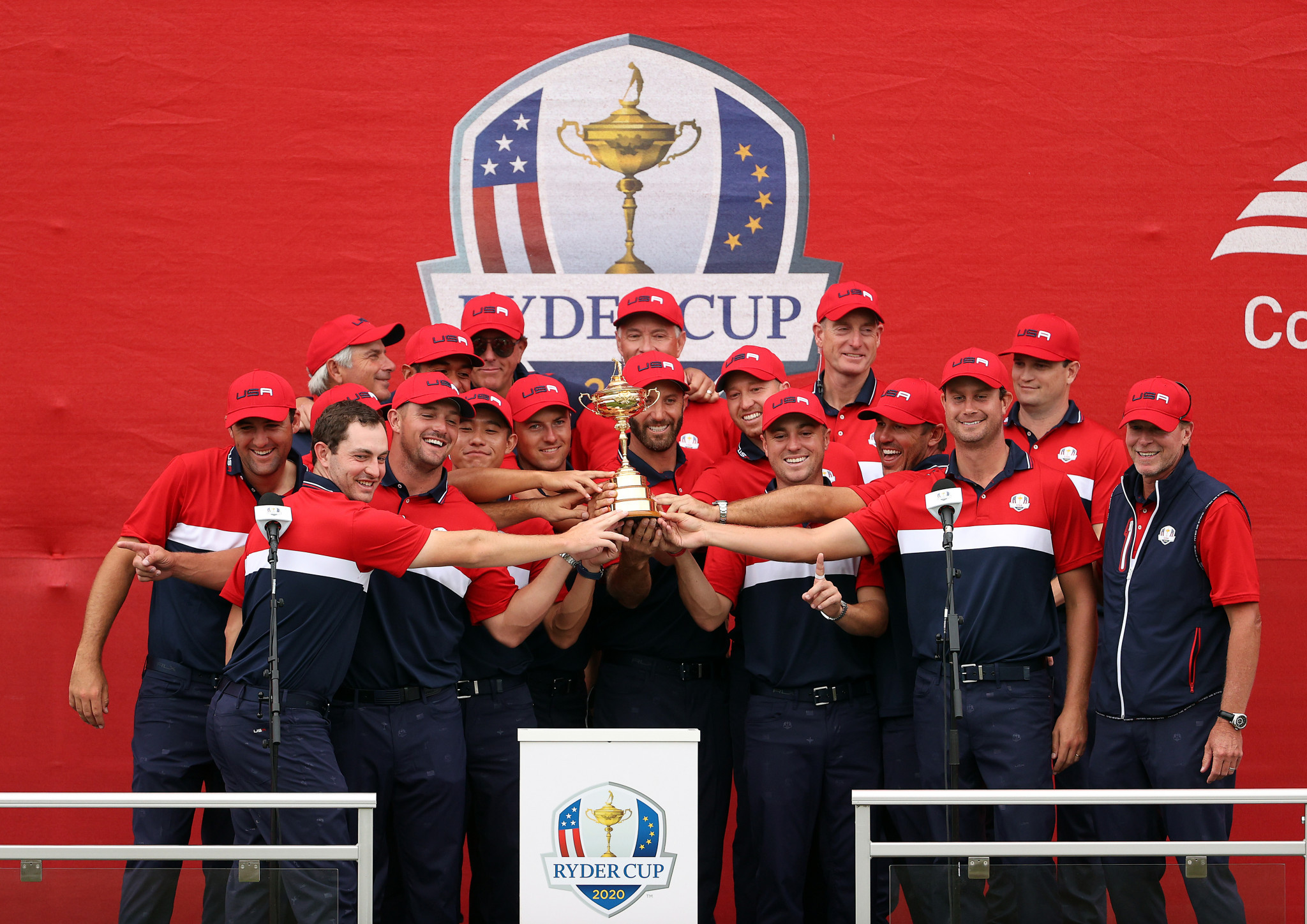 United States regain Ryder Cup in style with convincing victory over Europe