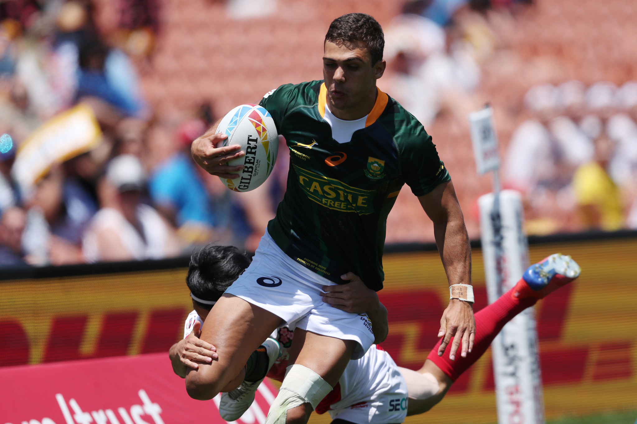 South Africa waltz to World Rugby Sevens Series title and British women win again