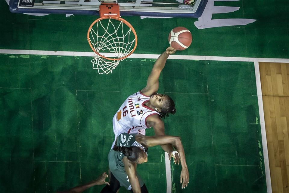 Nigeria overcame Mali 70-59 in the Women's AfroBasket final ©fiba.basketball