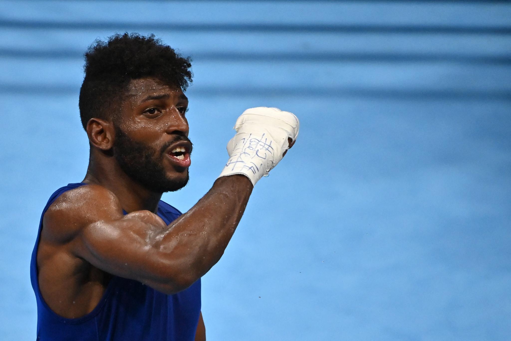 Cuban Olympic and world champion Cruz among early entrants to AIBA World Boxing Championships