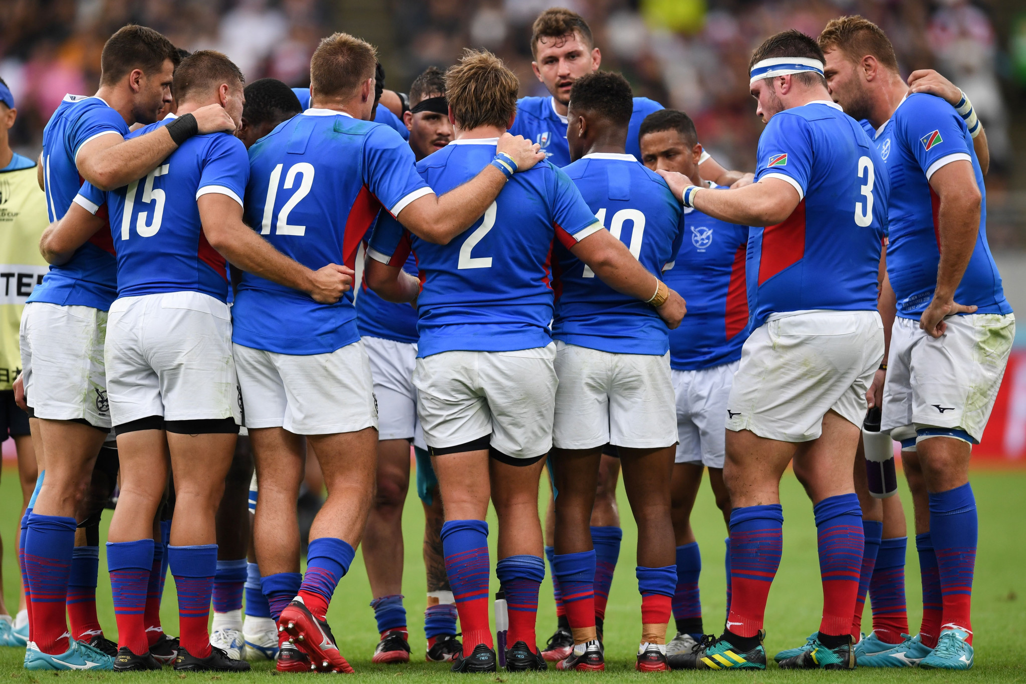 France to host knockout stage of Rugby Africa Cup with World Cup qualification on offer