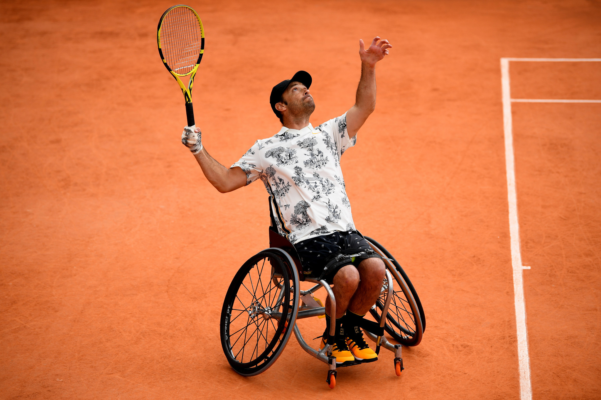 Americans win opening matches at Wheelchair Tennis World Team Cup