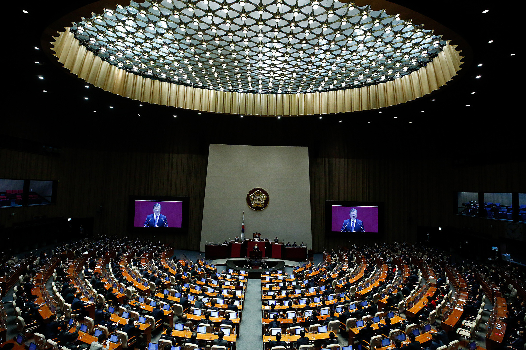 Resolution for joint staging of Gangwon 2024 with North Korea submitted to South Korean National Assembly