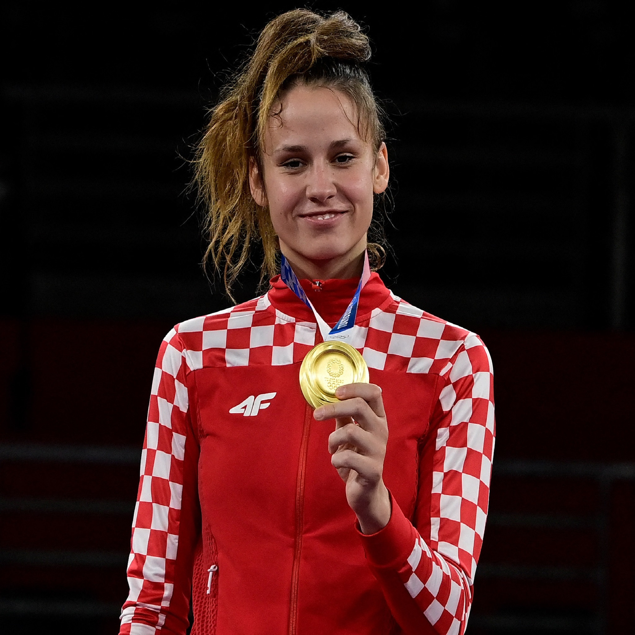 Matea Jelić: Last gasp Olympic gold shows why you never give up