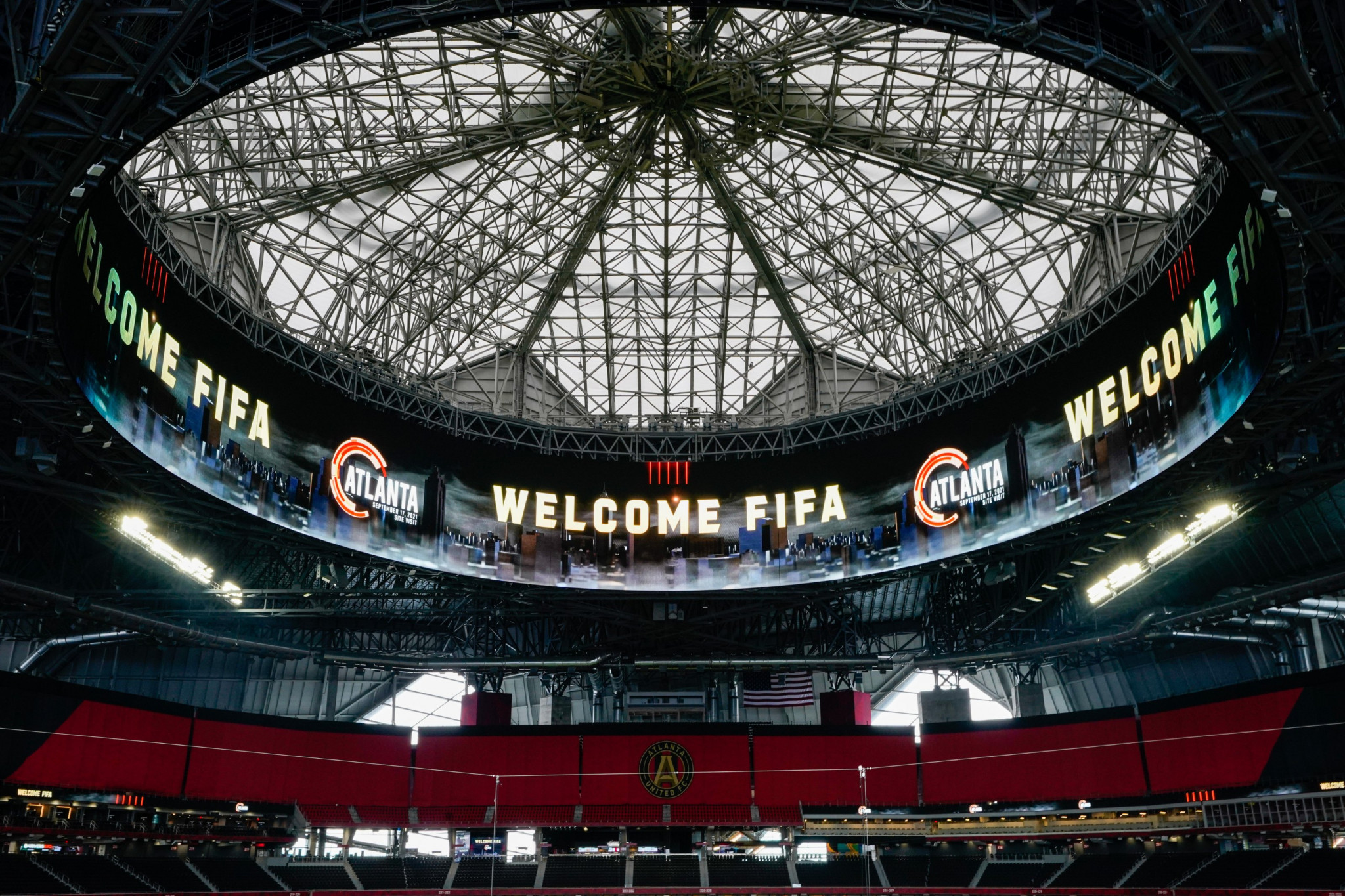 FIFA completes first round of US venue inspections for 2026 FIFA World Cup