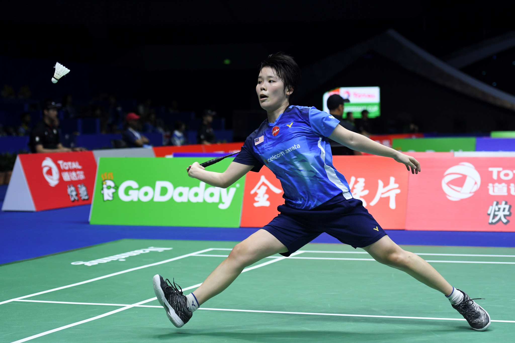 Buenos Aires 2018 Youth Olympic badminton champion Goh Jin Wei retires