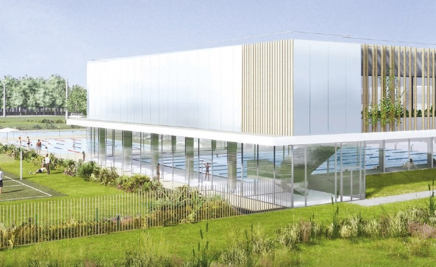 Permit to construct training pool for Paris 2024 suspended following environmental objections